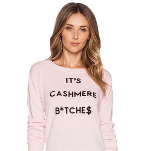 P Milly Cashmere Sweater